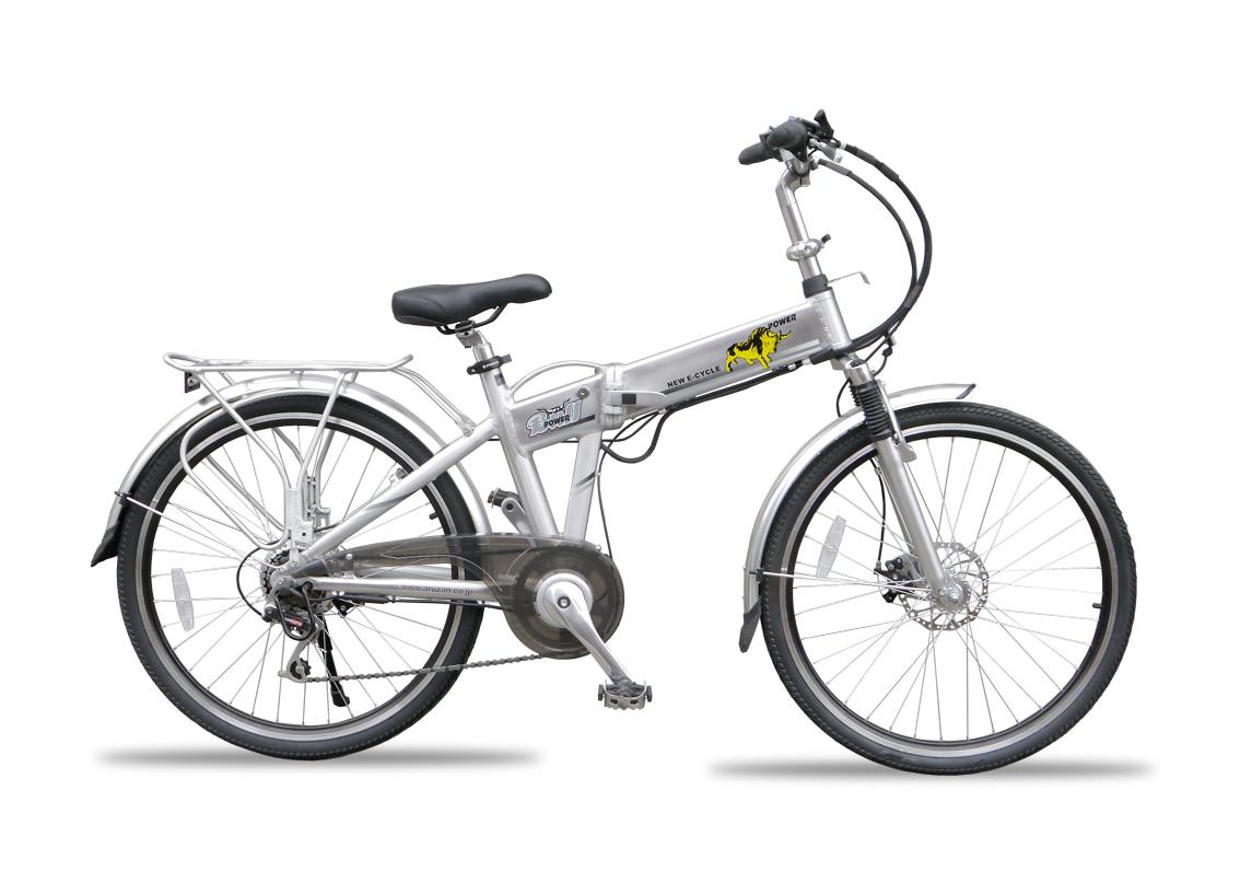 ... ★電動自転車 「忍」26inch