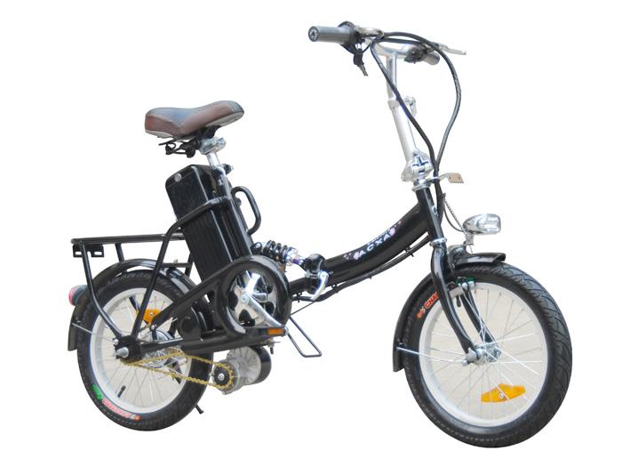 ... 可能!乗りやすい電動自転車