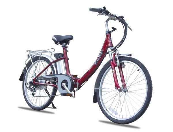 自転車の 自転車 軽量 : リチウム搭載!折畳電動自転車 ...